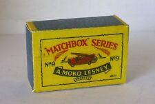 Repro Box Matchbox 1:75 Nr.09 Dennis Fire Escape alt