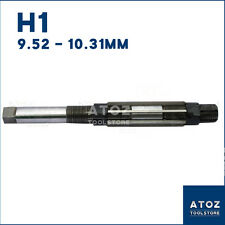 """H1 - Adjustable Hand Reamer Tool 3/8"""" to 13/32"""" (9.52 to 10.31mm) Best Quality"""