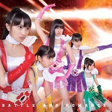MOMOIRO CLOVER Z - BATTLE AND ROMANCE  CD NEW!