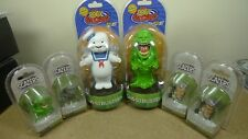 Neca GHOSTBUSTERS Set of 4 SCALERS & STAY PUFT & SLIMER BODY KNOCKERS