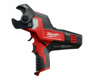 Milwaukee 2472-20 M12™ 12V 600 Mcm Cordless Cable Cutter (Bare Tool)