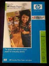 HP Everyday Photo Paper 4x6 Semi-Gloss Inkjet 50 Sheets