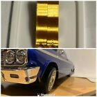 Positive Camber For Redcat Sixtyfour Jevries Rc Lowrider 64 Impala In Gold Color