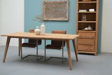 Dining Table Scandinavian Copenhagen Room Dinnertisch Teak 200cm x 90 CM