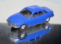 Wiking 1:87 NSU Ro 80 - Sonderfarbe verkehrsblau - aus PMS Set