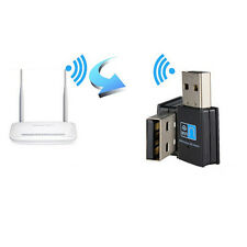 NEW 300M Mini USB WiFi Wireless LAN 802.11 n/g/b Adapter Nano Network 300Mbps