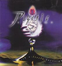 Psychic Pilgrims-With a Little FORSIGHT (CD 1996) GLAM Hardrock! RARE!!!