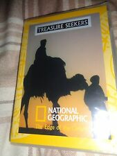 NEW SEALED Region 2 DVD National Geographic EDGE OF THE ORIENT Treasure Seekers