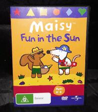 Maisy - Fun In The Sun (DVD, 2005) Region 2, 4 & 5