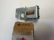 NOS 1967 1968 FORD MUSTANG STOP LITE SWITCH W/O POWER BRAKES