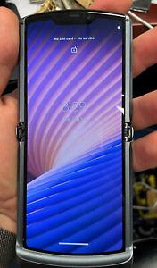 Motorola Moto Razr 5G 256GB Black Unlocked 8GB Ram OPEN BOX!!!  ONLY 1 AVAIL!