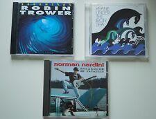 Konvolut: 3 CDs /  Robin Trower  -  Keane  -  Norman Nardini