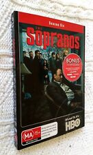The Sopranos : Season 5 (DVD, 4-Disc Set) R-4, LIKE NEW, FREE POST IN AUSTRALIA