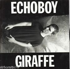 ECHOBOY Giraffe CD New