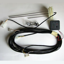 Fresca y residuos de nivel de agua indicador Sensor Kit de prueba AUTOCARAVANA EMBARCACIÓN Horsebox CBE
