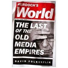 Murdoch's World : The Last of the Old Media Empires David Folkenflik book HCDJ