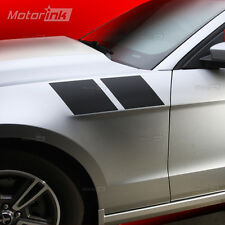 2013 2014 Ford Mustang Fender Double Side Stripes Vinyl Decals kit graphics 2015