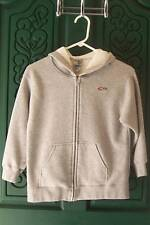 FREE SHIP Kids Girls Boys Champion Zip Up Sweatshirt Hoodie Jacket Medium Gray