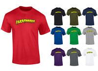 Mens Hulkamania Wrestling T-shirt NEW S-XXL