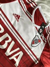 River Plate (Argentina) Away Shirt - Official Adidas, Brand New w/Tags Rare