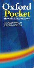OXFORD POCKET Slownik Kieszonkowy ANGIELSKO-POLSKI/POLSKO-ANGIELSKI Polish @NEW@
