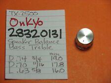 onkyo 28320131 bass treble balance lautsprecher tx-8500 tx-6500 tx-4500 tx-2500 knauf