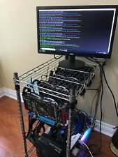 Cryptonight On Pascal Crytopcurrency Mining Rig – NPS Solar