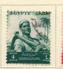 Egypt 1954-55 Early Issue Fine Used 4m. 221897