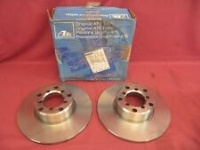 NOS Mercedes-Benz 250SL 280SL ATE German Brake Rotors 115 421 11 12 W113