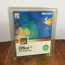 New! VTG Windows Office XP Professional Upgrade Software Operating System