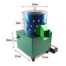 #25 Poulet Plumeuse Plumeuse Machine Volaille De-Plume inoxydable épilateur