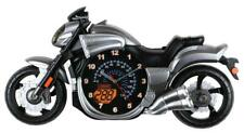 (D) 23x12 Yamaha V-Max Motorcycle Wall Clock (Gray)