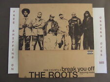 "THE ROOTS BREAK YOU OFF FEAT MUSIQ 12"" SINGLE"