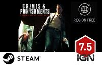 Sherlock Holmes - Crimes and Punishments [PC] Steam Download Key - FAST DELIVERY