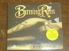 BURNING RAIN Epic obsession DIGIPACK CD
