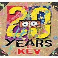 Kevin Bloody Wilson 20 Years of Kev 2 CD Digipak NEW
