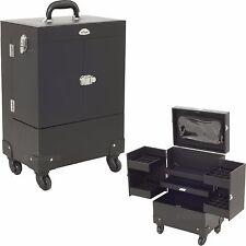 Nail Polish Storage Case Organizer Technician Manicure Pedicure Trolley