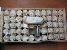 50x 6P1P-EV  SVETLANA Pentode vacuum tubes Same Date 1980's Factory Box NOS