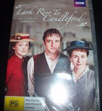 Lark Rise to Candleford Complete Series Fourth 4 (Australia Reg 4) BBC DVD NEW