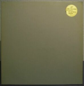 Doppel LP Beatles - White Album (NM)