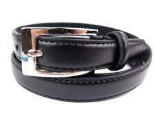 Cinturones de mujer negro talla XL