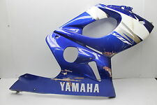2002 YAMAHA YZF600R YZF600 (#198) RIGHT SIDE COVER FAIRING COWL