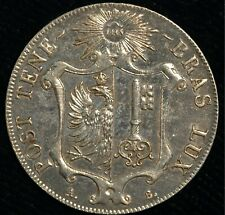 More details for switzerland canton geneve 25 centimes 1847 km#135 (t37)