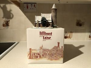 LILLIPUT LANE   ST STEPHEN'S CHURCH CHRISTMAS SPECIAL 1996  WITH BOX  NO DEEDS