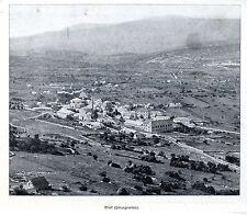Bilek Herzegowina Historische Aufnahme von 1910