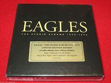 THE EAGLES - The Studio Albums 1972-1979 - 6 CD Box Set