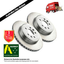 For HOLDEN Commodore VE V8 SS FRONT REAR Disc Rotors (4)