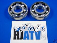 Kawasaki KLT160 1985 Main Crankshaft Bearings Crank KLT 160