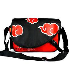 Anime NARUTO Messenger Bag Satchel Cosplay Shoulder Crossbody Book Bags Purse