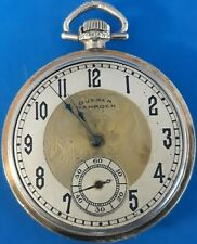 Hampden 21 Jewels Size 12  Pocket Watch.FREE 3 DAY PRIORITY SHIPPING.